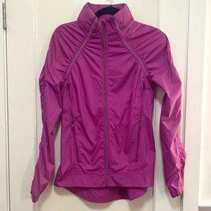 Lululemon Gather and Sprint Jacket in Ultra Violet